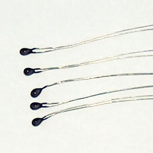 Keysight 34308A Thermistor kit : 5 10kOhm thermistors, 0 to 75 degree C