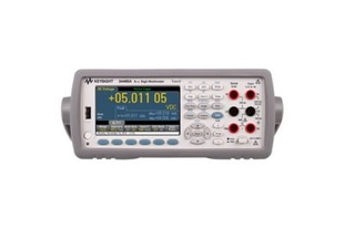 Keysight 34465A Digital multimeter, 6 1/2 digit TrueVolt DMM