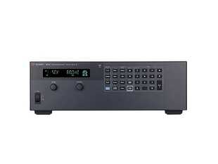 Keysight 6813C AC source/analyzer, 0-300 Vrms, 1750 VA, single-phase. USB,LAN,GPIB,RS-232