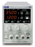 Aim-TTI CPX400SA Bench/System DC Power Supply, PowerFlex Regulation, Smart Analog Controls Single Output, 60V/20A 420W, Isolated Analogue Interface