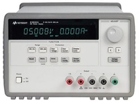 Keysight E3632A DC power supply. Single output, dual range: 0-15V, 7A; 0-30V, 4A  105/120W. GPIB