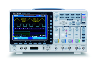 GW Instek_GDS-2102A 100MHz, 2-Channel, Digital Storage Oscilloscope