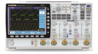 GW Instek_GDS-3354 350MHz, 4-Channel, Visual Persistence Oscilloscope