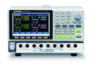 GW Instek_ GPP-4323 Programmable DC power supply, 212 W, 4-channel output