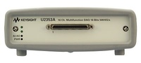 Keysight U2352A Basic multifunction DAQ, 16-CH single-ended or 8-CH differential analog inputs; 250KS/s; without analog output